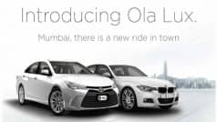 Get dropped in Jaguar for Rs 19 per Km, OLA launches luxury category for Mumbai