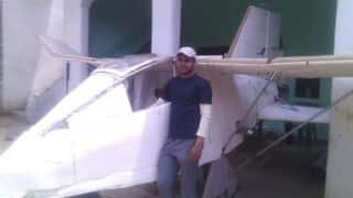 Abdul Wajid, a jobless village boy, built a plane from scratch to prove that he is not worthless!