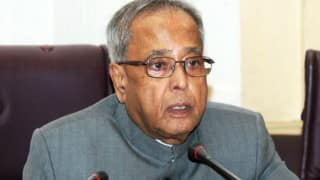 President Pranab Mukherjee calls on Chinese investors to be part of India's growth story
