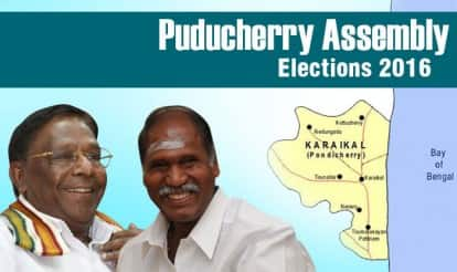 Puducherry Assembly Election Results 2016: Counting begins at 8 AM