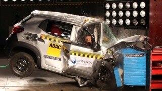 Renault Kwid, Mahindra Scorpio, five other Indian cars fail crash test