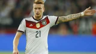 Euro 2016: Germany leave out star player Marco Reus on medical grounds