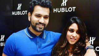 Cricketer Rohit Sharma buys Rs 5 crore property in actor Suniel Shetty's project near Mumbai!