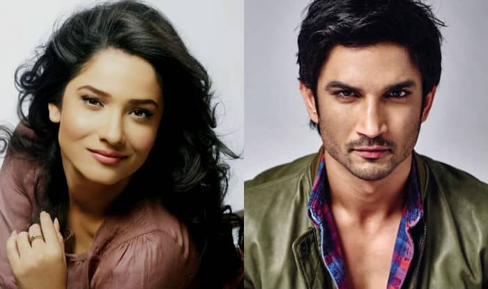 Image result for sushant singh rajput and ankita lokhande