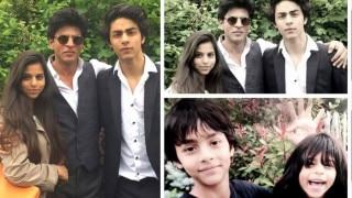 Double Celebration! Shah Rukh Khan's son Aryan Khan graduates and daughter Suhana Khan turns 16 today!