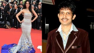 KRK's crass tweet on Mallika Sherawat's Cannes red carpet appearance will leave you annoyed