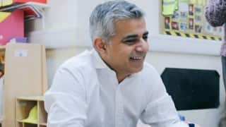 Pakistan celebrates Sadiq Khan's London mayor win