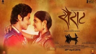 Seven held for making pirated CDs of Marathi film 'Sairat'