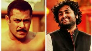 You don't mess with Salman Khan! Bhai takes the final call; DELETES Arijit Singh's song from Sultan