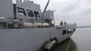 Cyclone Roanu: India rushes naval ships with relief materials to Sri Lanka