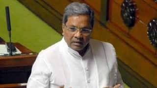 Cauvery dispute: What Supreme Court say does not become law, says Karnataka CM Siddaramaiah