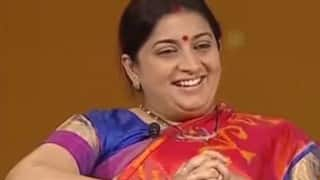 Rashid Alvi called Narendra Modi 'the most stupid PM'; Smriti Irani's response to him is a must watch! (Video)