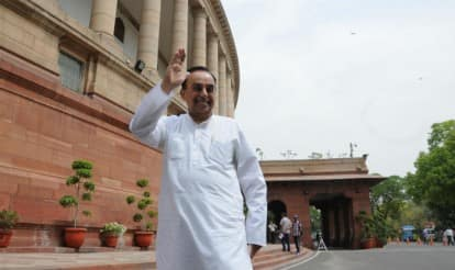 Subramanian Swamy likely to become next Union Law Minister