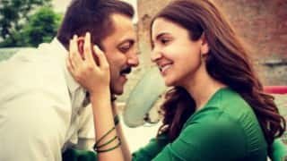 Salman Khan and Anushka Sharma look incredibly cute together in Sultan new still