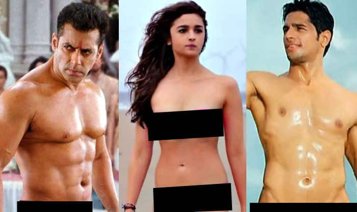 nude actor Bollywood Full