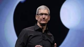 Apple is in India for next thousand years: Tim Cook
