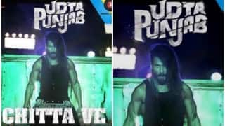 Udta Punjab song Chitta Ve: Shahid Kapoor as Rockstar Tommy Singh is here to take you on a trip