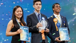 Indian American Teen Syamantak Payra Wins Intel Foundation Young Scientist Award