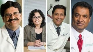 Four Indian Americans Elected to American Association of Physicians