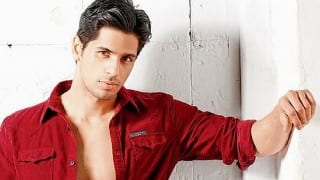 Sidharth Malhotra Gets Nostalgic While Shooting 'Baar Baar Dekho'