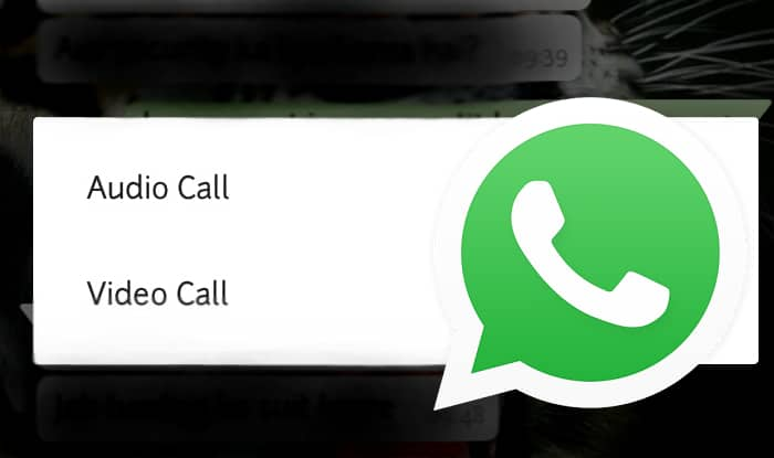 WhatsApp video calling appears  in 'latest update' - Times of India