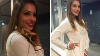 Mrs Bipasha Basu is taking her job as a 'wife' too seriously!
