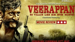Veerappan movie review: Ram Gopal Varma makes a fine attempt to redeem himself!