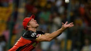 Shane Watson fined by match referee for using obscene language during RCB-Delhi Daredevils encounter