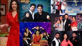 Weekend War on TV: The Kapil Sharma Show, Comedy Nights Live, So You Think You Can Dance, Sa Re Ga Ma Pa 2016, India's Got Talent, Comedy Nights Bachao - what do you watch of the top 6 shows?