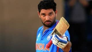 I'll hit six sixes again: Yuvraj Singh to a kid who fought cancer