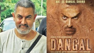 Have you seen Aamir Khan's new look for Dangal?