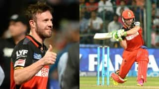 IPL 2016: Great honour and privilege to be in final, says AB de Villiers