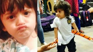 Aamir Khan gave Shah Rukh Khan's son Abram sleepless night; know why?
