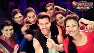 6 Pack Band Teams up With Hrithik Roshan for New Song