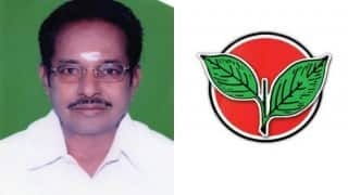 Newly elected AIADMK MLA S M Seenivel passes away