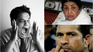 Riteish Deshmukh, Anupam Kher, KRK and others slam AIB Tanmay Bhat's video taking dig at Lata Mangeshkar & Sachin Tendulkar