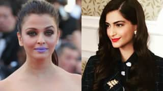 Aishwarya Rai Bachchan wanted to be talked about: Sonam Kapoor on her purple lips