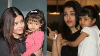 Is Aishwarya Rai Bachchan a supermom, indeed?