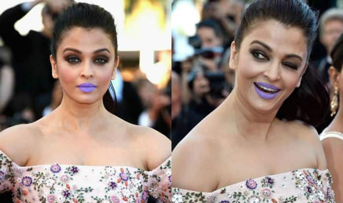 aish cannes 2016 lipstick collage