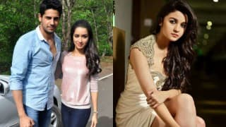 Did Sidharth Malhotra DITCH Alia Bhatt for Shraddha Kapoor?