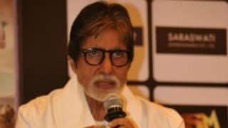 Amitabh Bachchan wishes success to Azhar