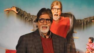 Amitabh Bachchan marks 8 years of 'Bhootnath'