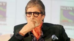 Row erupts over Congress attack on Amitabh Bachchan for NDA 2nd anniversary event