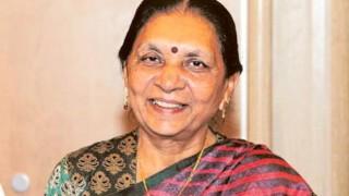 Gujarat CM Anandiben Patel blames previous governments for water scarcity