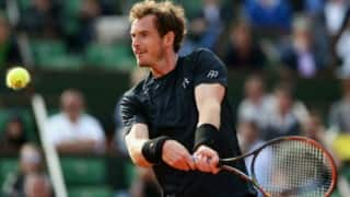 French Open 2016: Andy Murray roars into French Open quarters