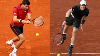French Open: Novak Djokovic, Andy Murray through in Paris as Angelique Kerber exits