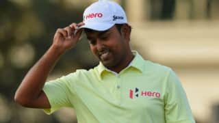 Anirban Lahiri Opens With Fine 65 at Wyndham Championships