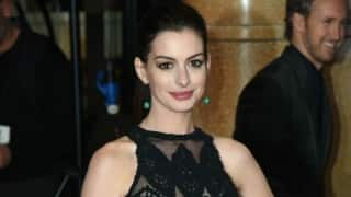 Anne Hathaway clears up 'unintentional shade' for Kardashians meme