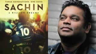 Sachin Tendulkar biopic most awaited film of year: AR Rahman