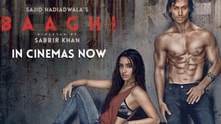 Shraddha Kapoor-Tiger Shroff's 'Baaghi' Enthralls with Action but Not Much Else